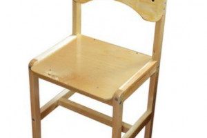 Акция на детский регулируемый стул Ростик